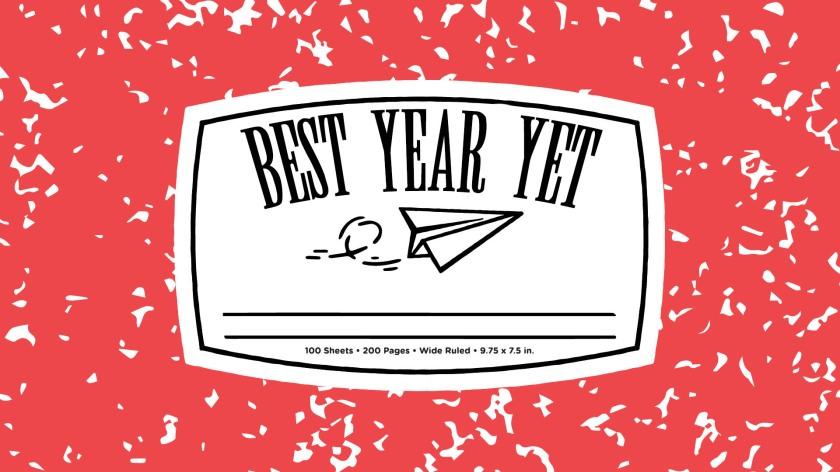 best year yet red