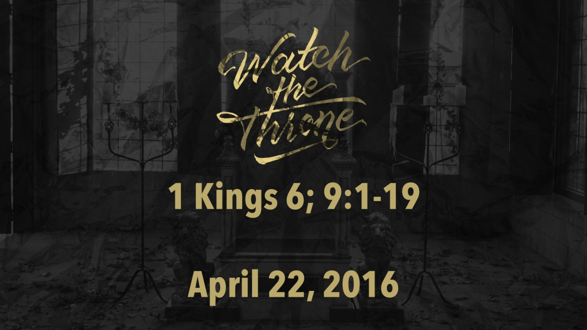 Watch The Throne Reading- April22